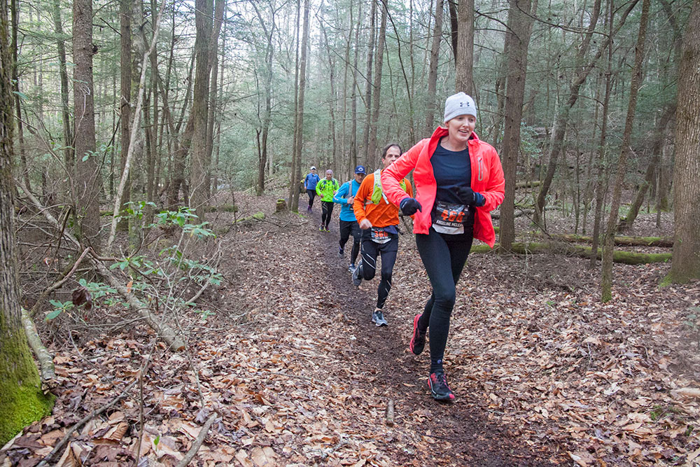 Yamacraw 20K Trail Race in Kentucky